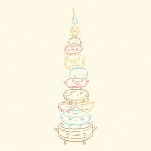Cake castellers - Threadless
