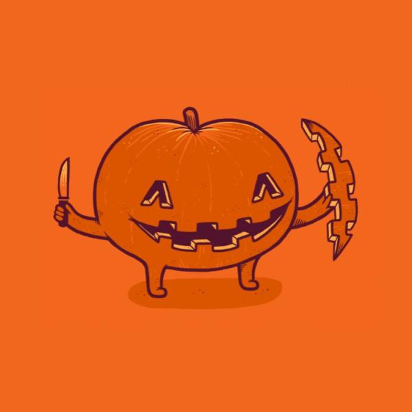 Halloween slice of life - Threadless