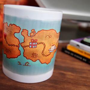 Mug Expedición Amor
