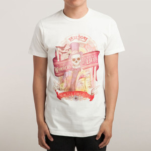 The greatest spectacle ever - Threadless