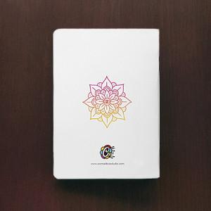 Mini libreta buddha