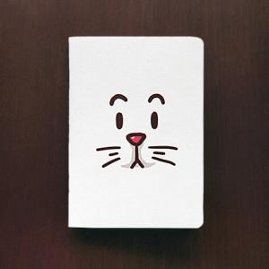 Mini libreta gatito