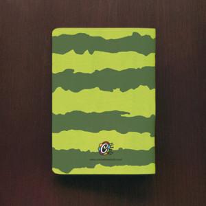 Mini libreta sandía