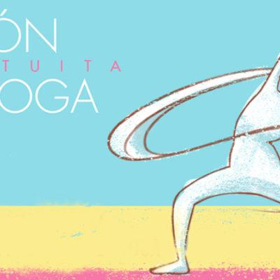 Sesión gratuita de yoga con María Omaña