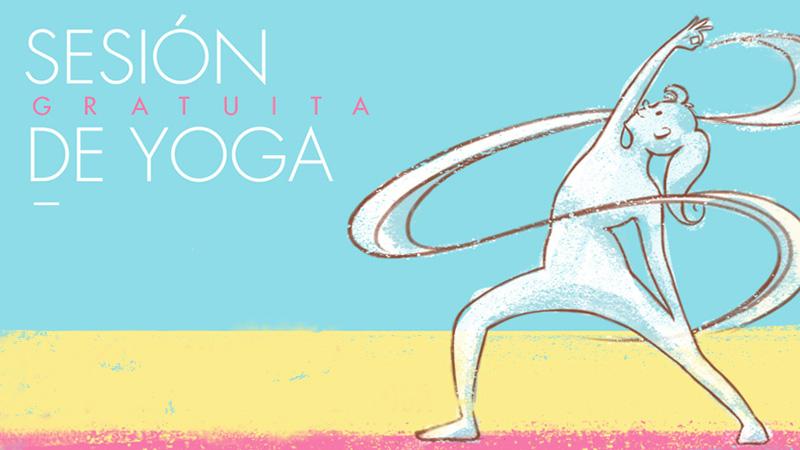 Sesión gratuita de yoga
