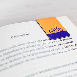 Marcapáginas Bicicletas