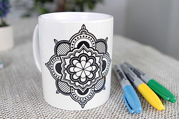 Mug Mandala - Ama