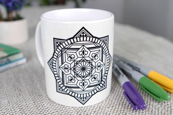Mug Mandala - Ilumina