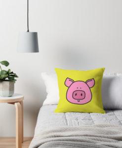 Cojín Cerdo