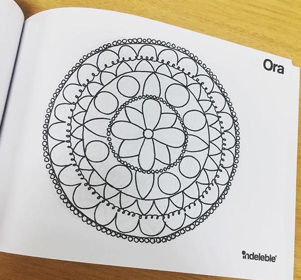 Libro de Mandalas para colorear - :: Cromátiko Estudio ::