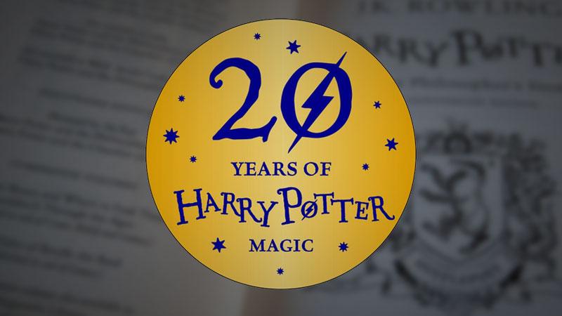 Harry Potter 20 aniversario