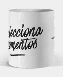 Mug Eres vida - Colecciona momentos