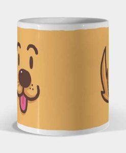 Mug perro cara