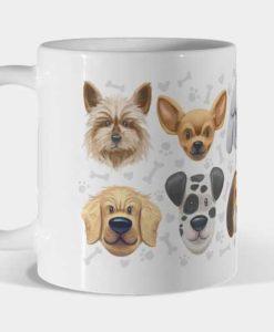 Mug razas perros