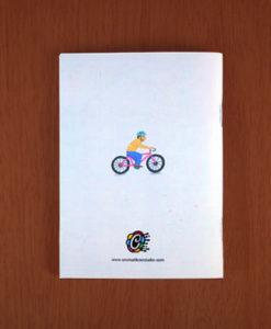 Mini libreta Bogotá