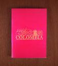 Mini libreta Colombia roja