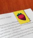 Marcapáginas Frutas
